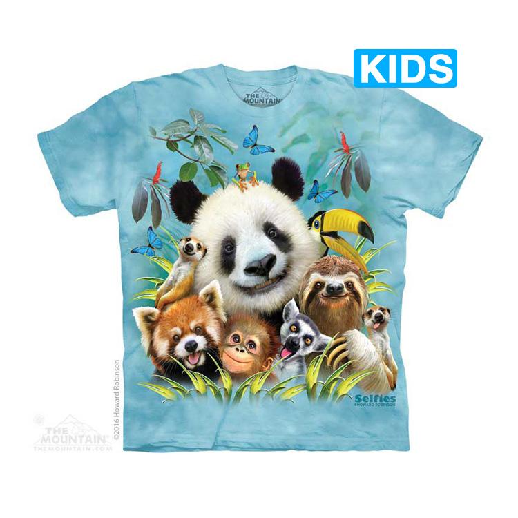 376f12883813 Tričko Mountain - tričko s celopotiskem