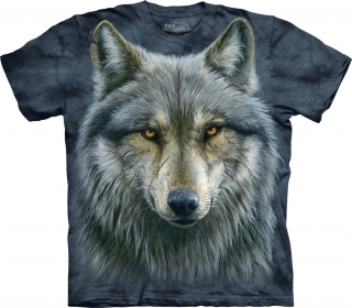 Tričko Warrior Wolf, 2XL