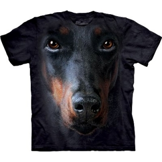 Doberman Face