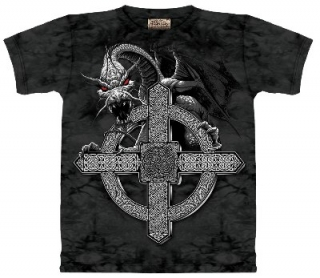 Celtic Cross Dragon
