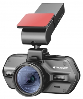 TrueCam A5s Full HD kamera do auta s GPS