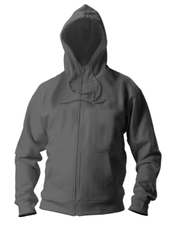Alex Fox Mikina Gents Hooded