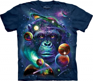 Tričko Cosmic Chimp