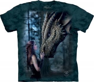 trička s potiskem