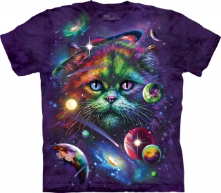 Tričko Cosmic Cat