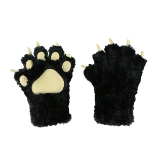 Lazy One zimní rukavice Bear Paw Mitts